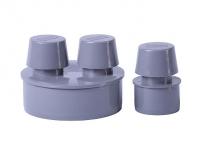 Воздушный клапан для внутренней канализации, 110, 50.