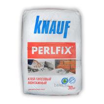 """Клей гипсовый монтажный """"Perlfix"""" 30 кг."""