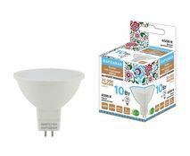 Лампа светодиодная MR16-5 Вт-230 В-6500 К–GU5,3 (SQ0340-1607)