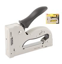Степлер рессорный MASTERTOOL ПРОФИ для скобы 4-14 мм 11.3х0.7 мм