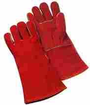 Перчатки спилковые,сварочные.