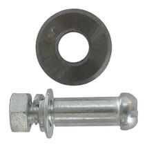Колесо сменное (ролик) 16*2*6 мм для плиткорезов INTERTOOL HT-0348