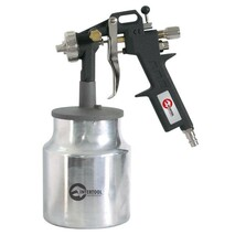 Краскопульт пневматический (пульверизатор или распылитель) INTERTOOL PT - 0211