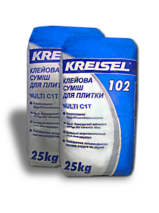 "Клей для плитки ""Kreisel"" MULTI 102 25 кг."