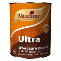Лак по дереву с морилкой Maxima 0,75 л