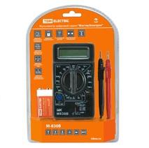 Мультиметр цифровой TDM М-830В
