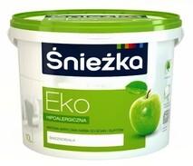 """Водоэмульсионная краска """" Sniezka"""" EKO 10 л."""