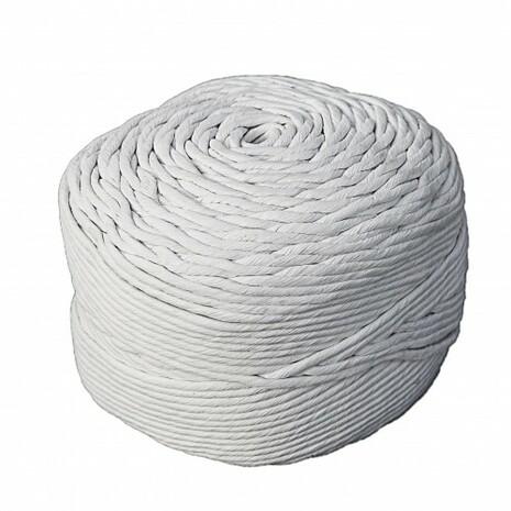 Асбест шнуровой 10 мм.(цена за 1 кг.)