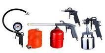 Набор пневмоинструментов покрасочный Forte AT KIT-5S