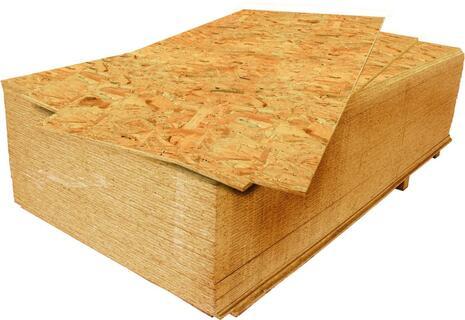 OSB(ориентировано-стружечная плита)  1250мм*2500мм*6-18мм.