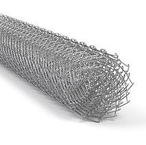 Сетка рабица оцинкованная Ø1,8 ячейка 50*50мм. (1,5м.*10м.)