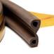Уплотнитель P 9*5.5 коричневый.0