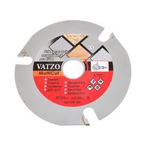"""Универсальный пильный диск """"Vatzo"""" Standart Ø125×22.23×3z 4мм."""
